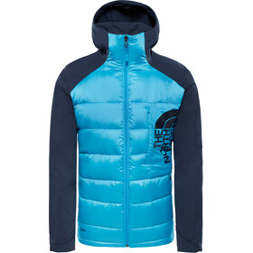 The North Face Peak Frontier Jacket Men Hyper Blue/Urban Navy